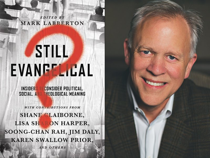 Mark Labberton, president of Fuller Theological Seminary and editor of