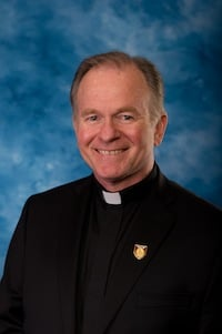 House of Representative Chaplain Patrick J. Conroy