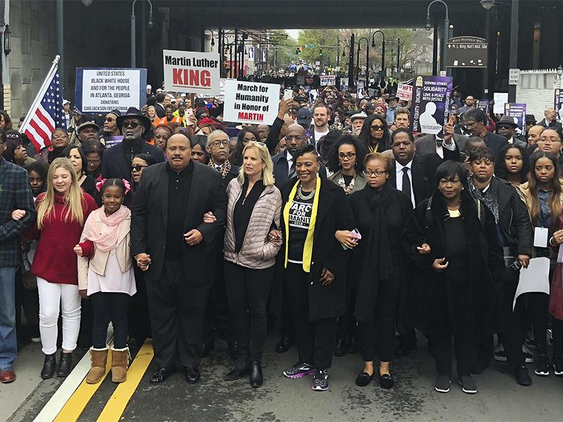 Thumb Martin Luther King Iii Kerry Kennedy Bernice King Yolanda