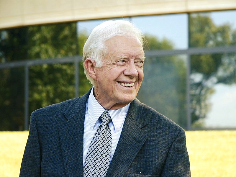 President Carter, 93, shares about his new book, 'Faith'