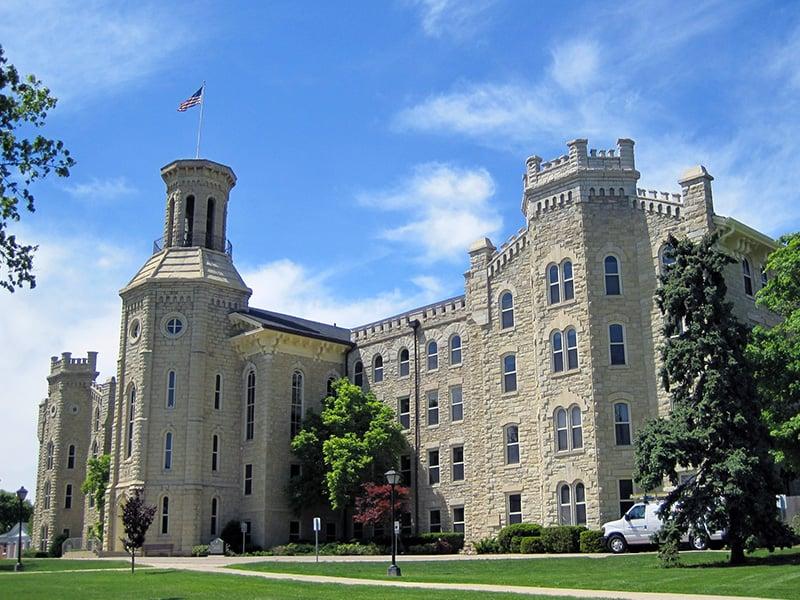 Wheaton College near Chicago, Ill. Photo courtesy of Creative Commons