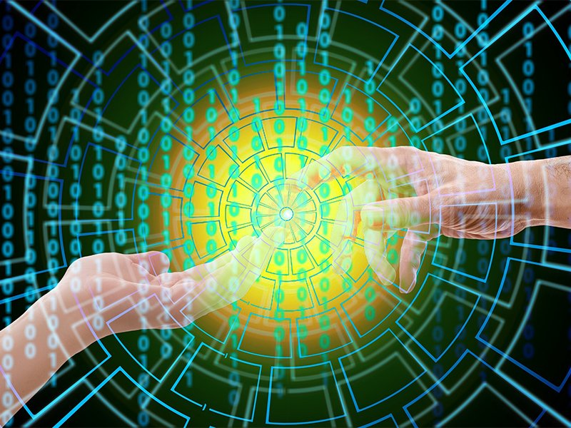 Many faith groups are grappling with the ethics of articifial intelligence.  Image courtesy of Pixabay/Creative Commons
