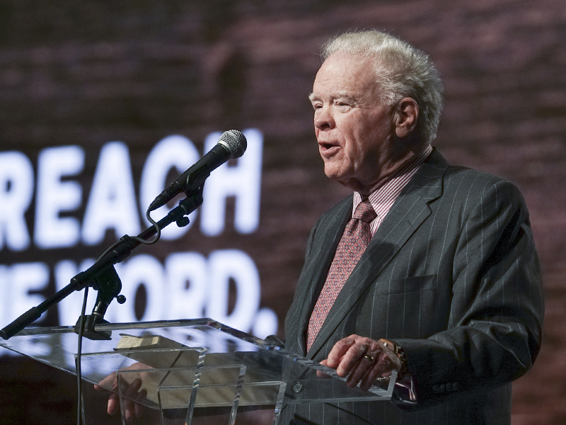 Paige Patterson removed as head of Southern Baptist seminary
