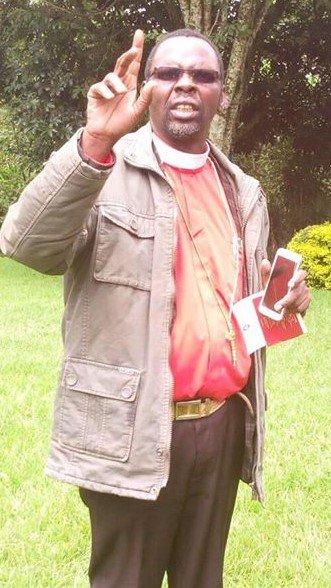 Rev. Musa Maina
