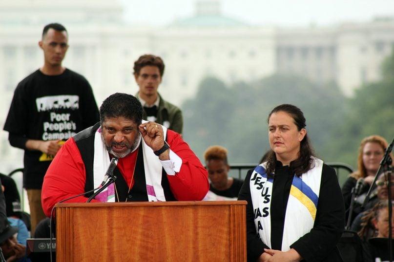 Pastor and activist William J  Barber II wins MacArthur 'genius