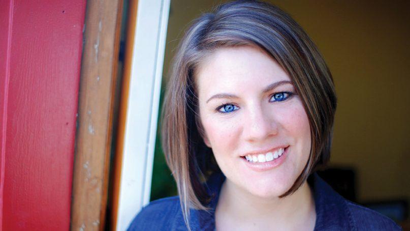 Author Rachel Held Evans. Courtesy photo
