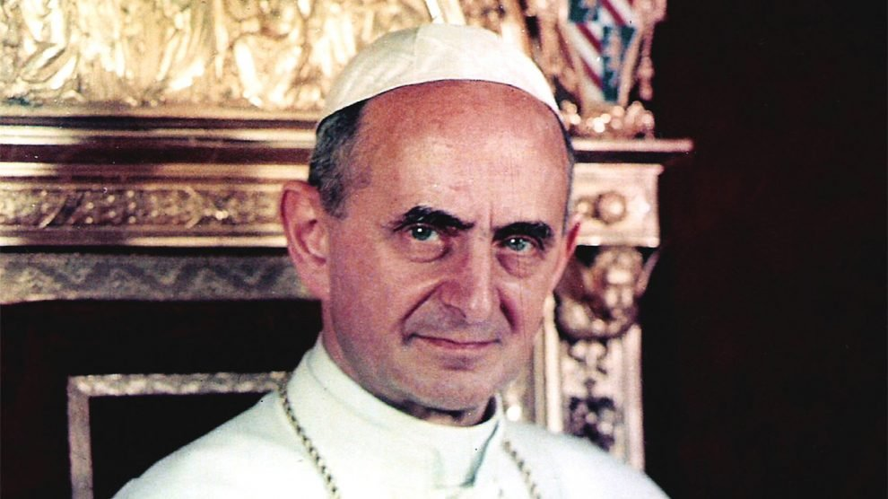 Humanae Vitae Sex And Authority In The Catholic Church Religion