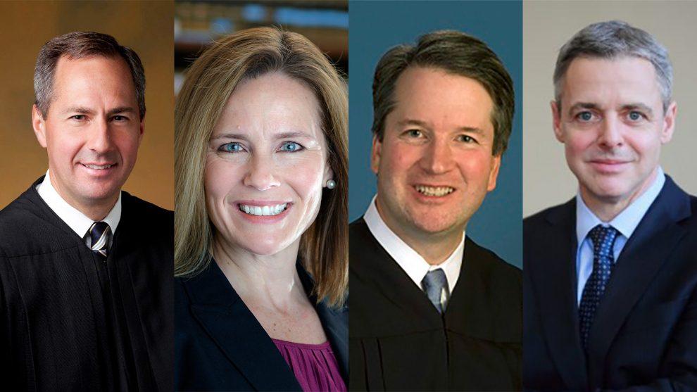 Trump's possible Supreme Court nominees: The faith factor - Religion