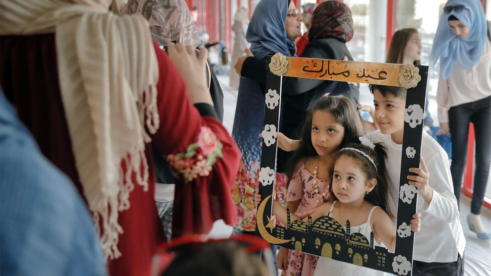 Celebration Of Signs And Marks Human >> Photo Essay On Eid Al Adha Muslims Celebrate Submission To God