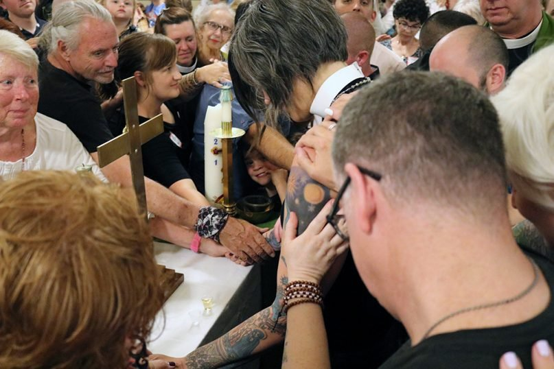 Headed for a larger stage, Nadia Bolz-Weber leaves her 'house' in