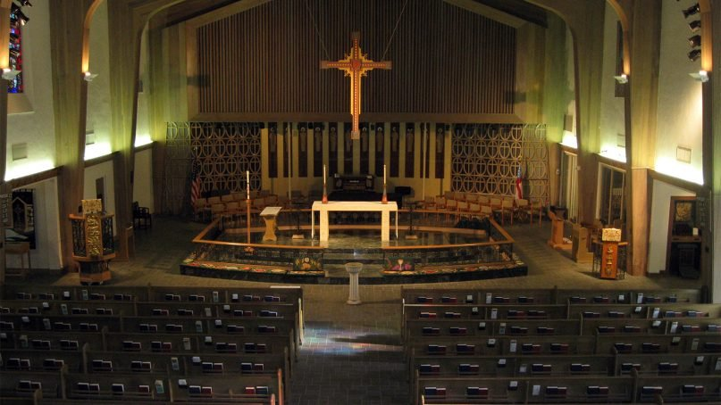 All Saints Episcopal Church in Fort Lauderdale, Florida.Photo by Carolyn Fitzpatrick/Creative Commons