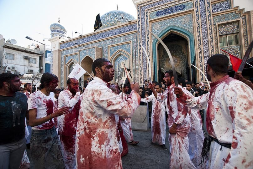 The 'Splainer: From bloodletting to blood donation, what is Ashura