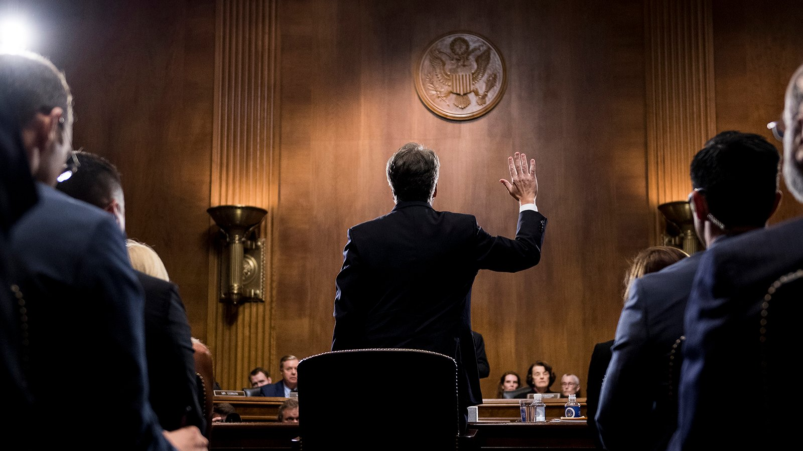 Who among us? What the Kavanaugh hearings can teach us about