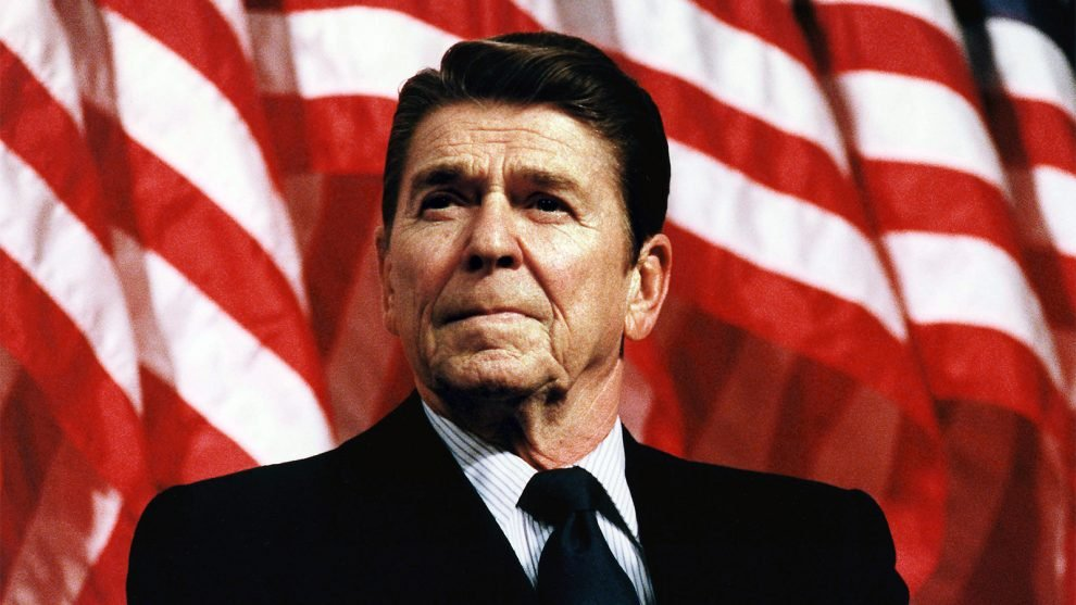 Discovered Letter Exposes Roots Of Ronald Reagan S City On A Hill Patriotism