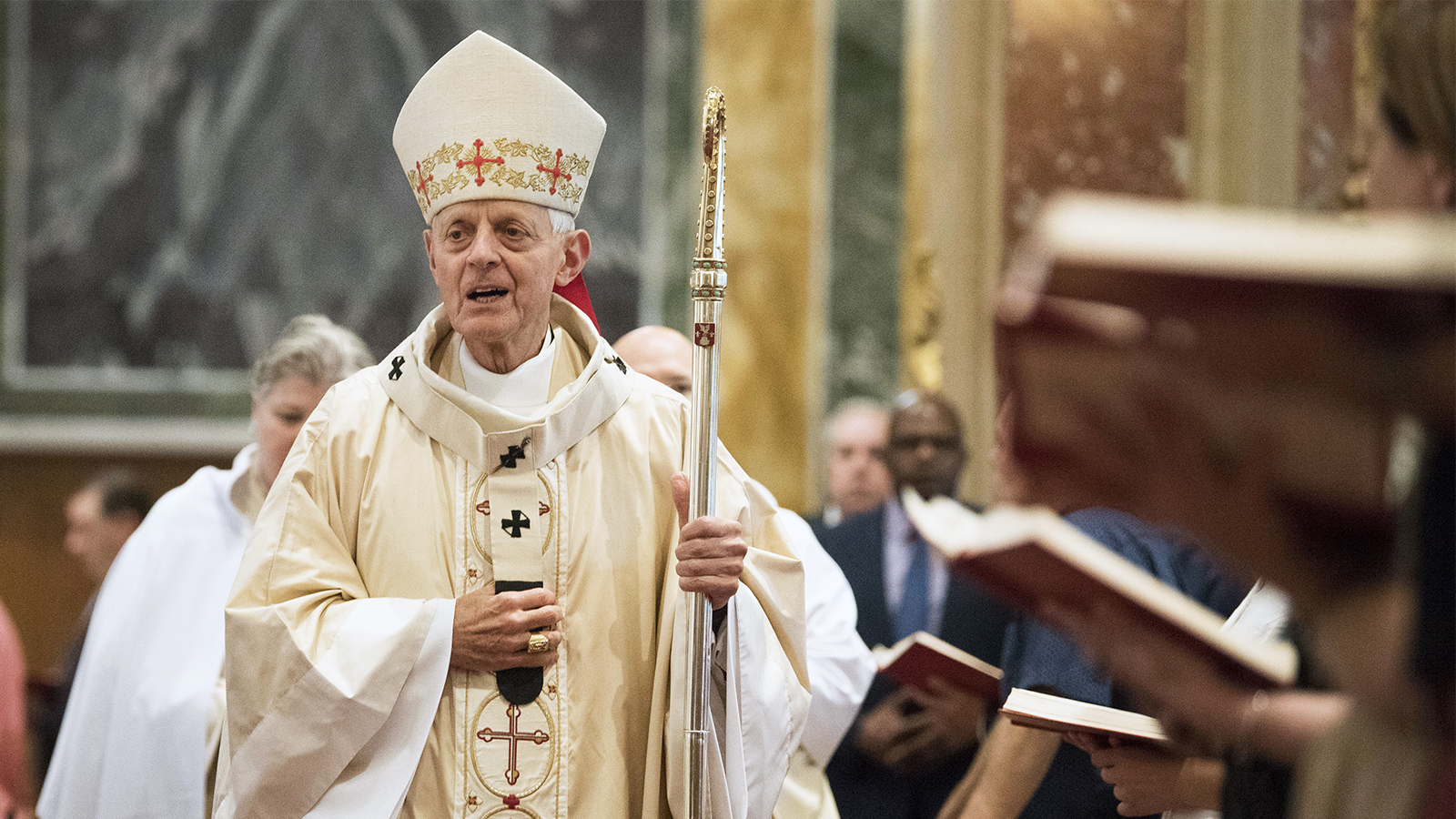 Pressing pope to accept his resignation, Cardinal Wuerl does the right thing - Religion News Service