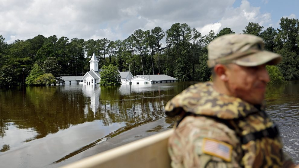 Hurricane Florence different from past storms along the Eastern Seaboard Lilly Foundation Funding Grants Insights into Religion News
