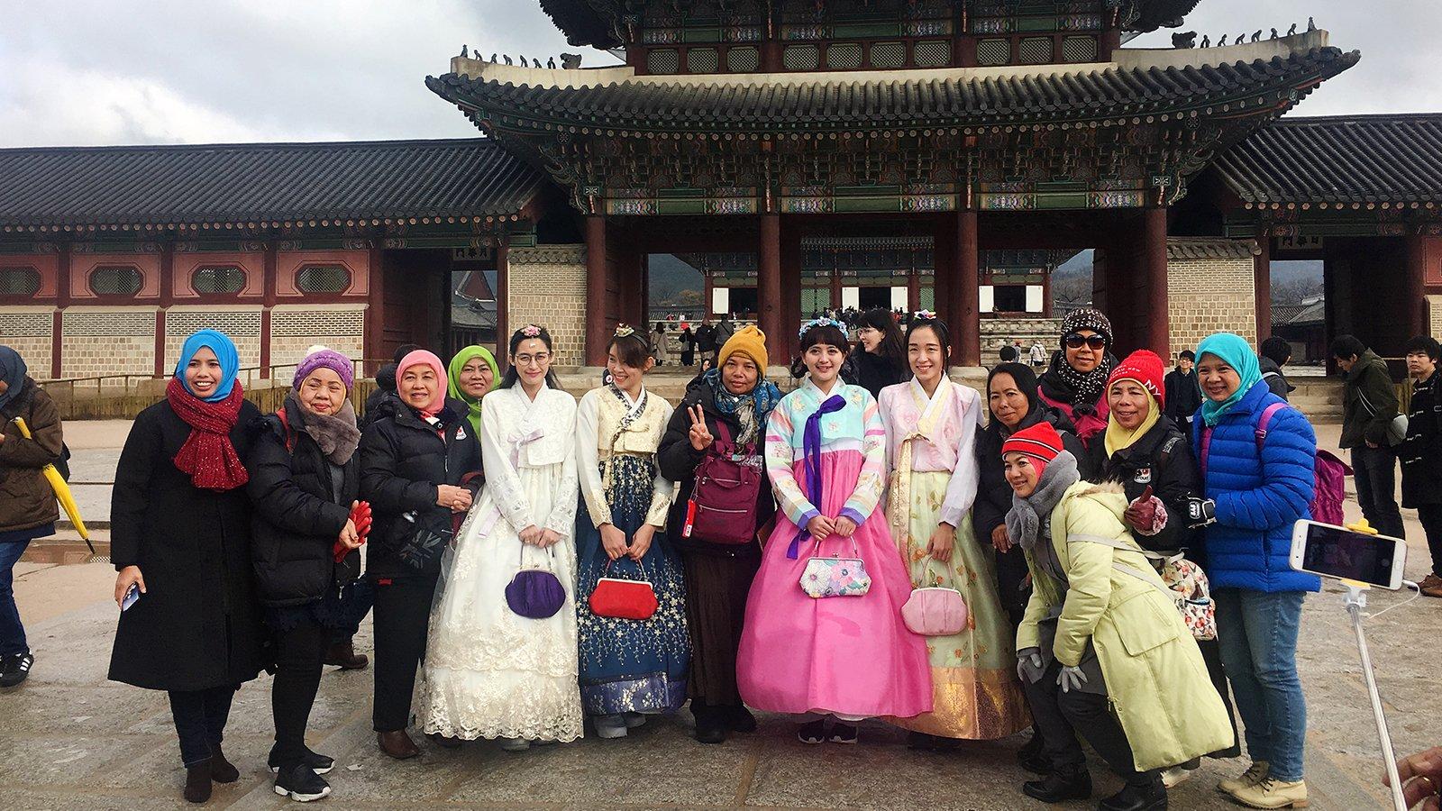 South Korea Courts Muslims To Fill Tourism Gap - Religion -1701
