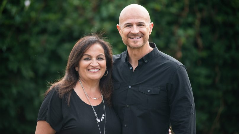 Dee and Mark Jobe in 2018. Photo by Ben Hanson, courtesy of New Life Community Church