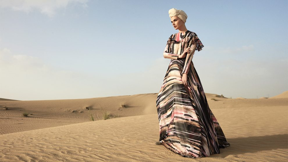 At long last, Muslim high fashion catapults into the mainstream