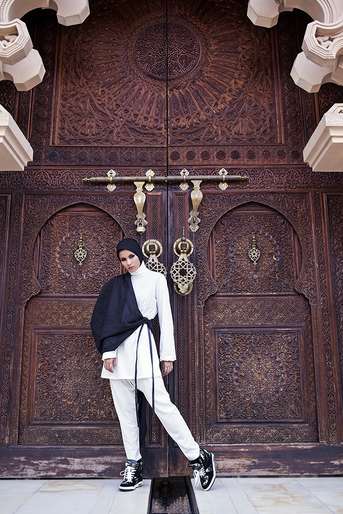 """5cf279227193 Photography by Langston Hues (American, b.1988), Untitled, Putra Jaya,  Malaysia, 2013 – 2015. A selection from the de Young Museum's """"Contemporary  Muslim ..."""