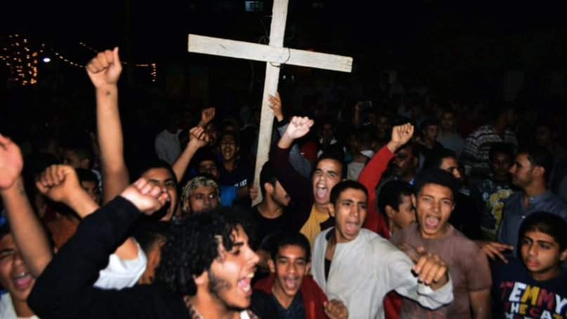Anger erupts in Egypt after massacre of Christian pilgrims