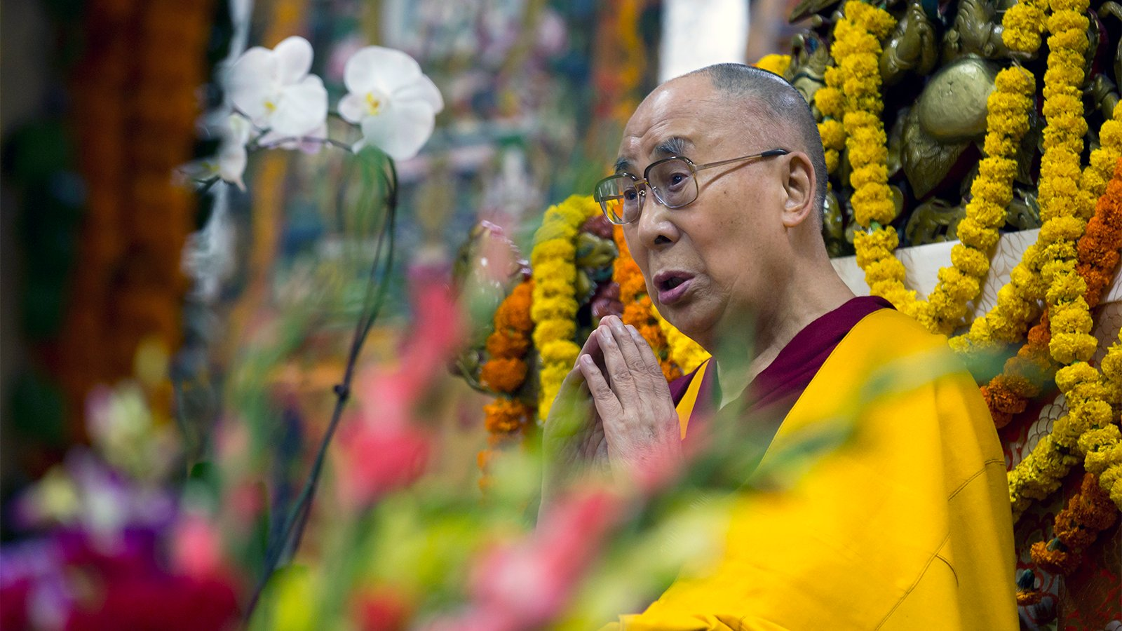Buddhist monks to consider whether Dalai Lama should
