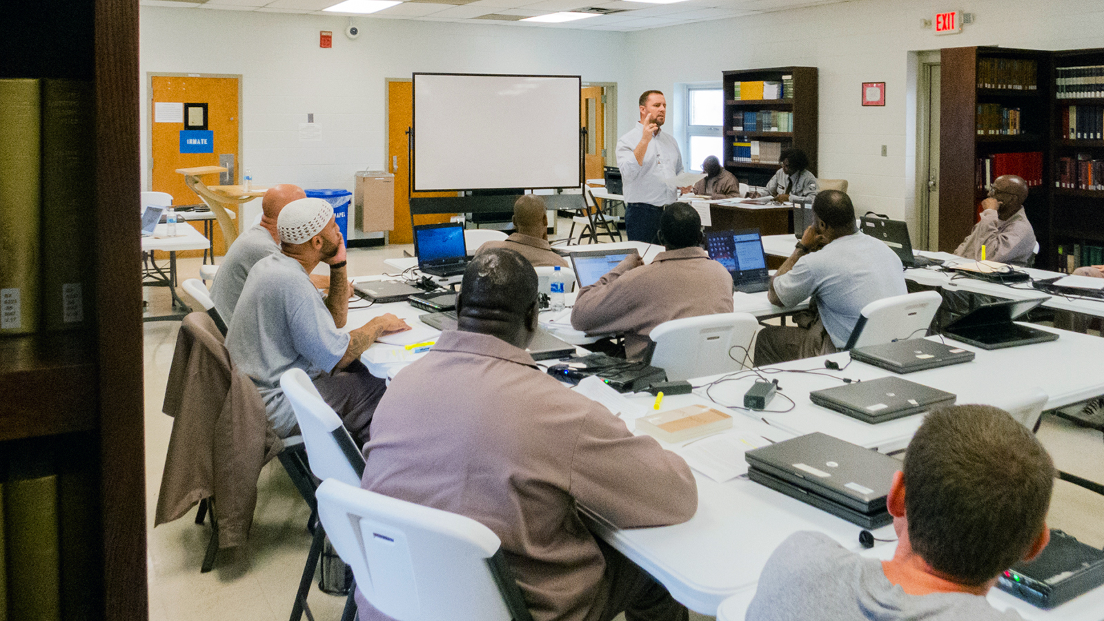 Seminaries partner with prisons to offer inmates new life as