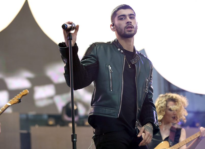 Pop heartthrob Zayn Malik says he's no longer Muslim