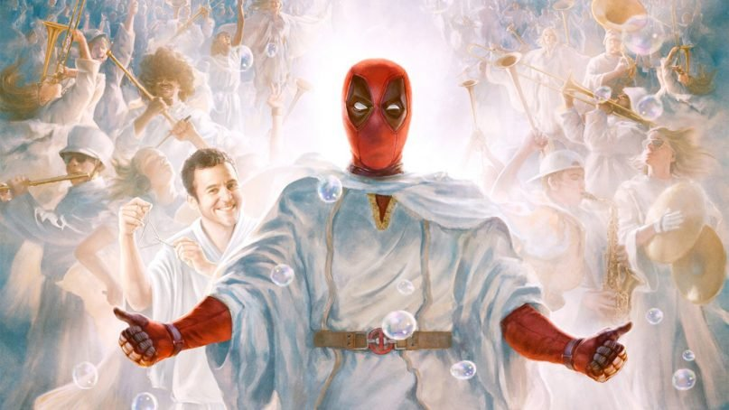 """The """"Once Upon A Deadpool"""" film poster. Image courtesy of Fox"""