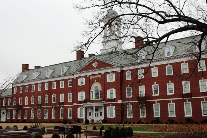 Boyce College on the campus of Southern Baptist Theological Seminary in Louisville, Ky., on Nov. 29, 2018. Boyce College is named for James Boyce, the seminary's first president, who was a slaveholder. RNS photo by Adelle M. Banks