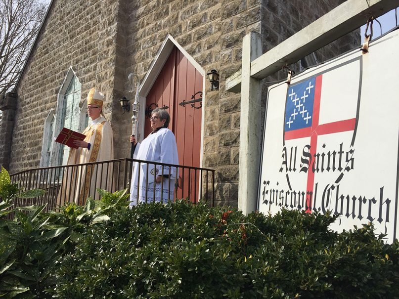 As one historically black Episcopal church closes, others face
