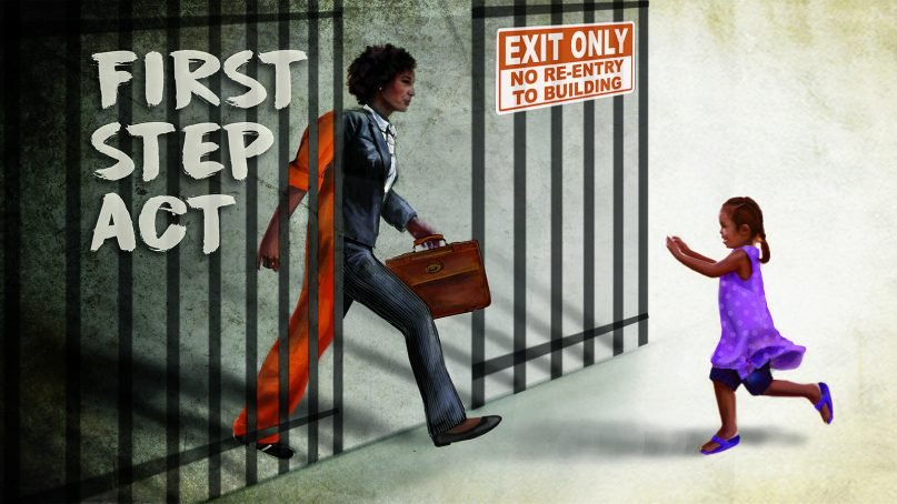 Illustration courtesy of FirstStepAct.org