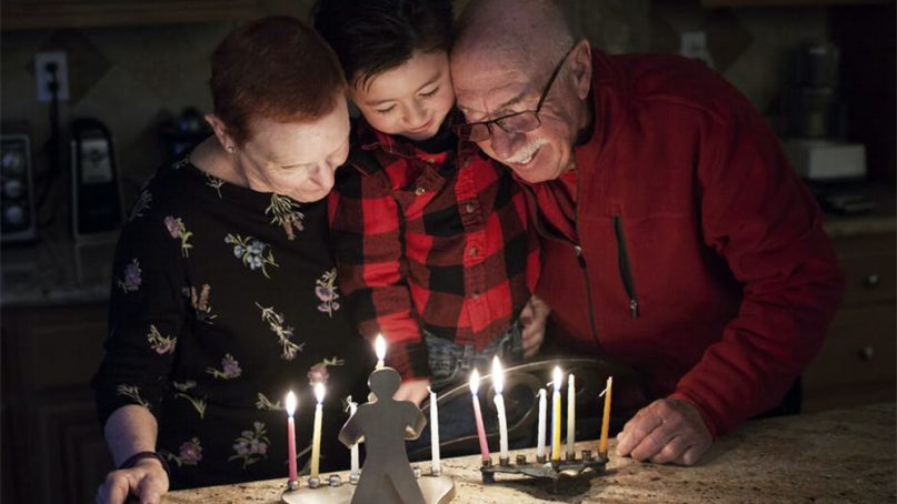 In the United States, Hanukkah has gained much significance.Photo by Tercer Ojo Photography/Shutterstock