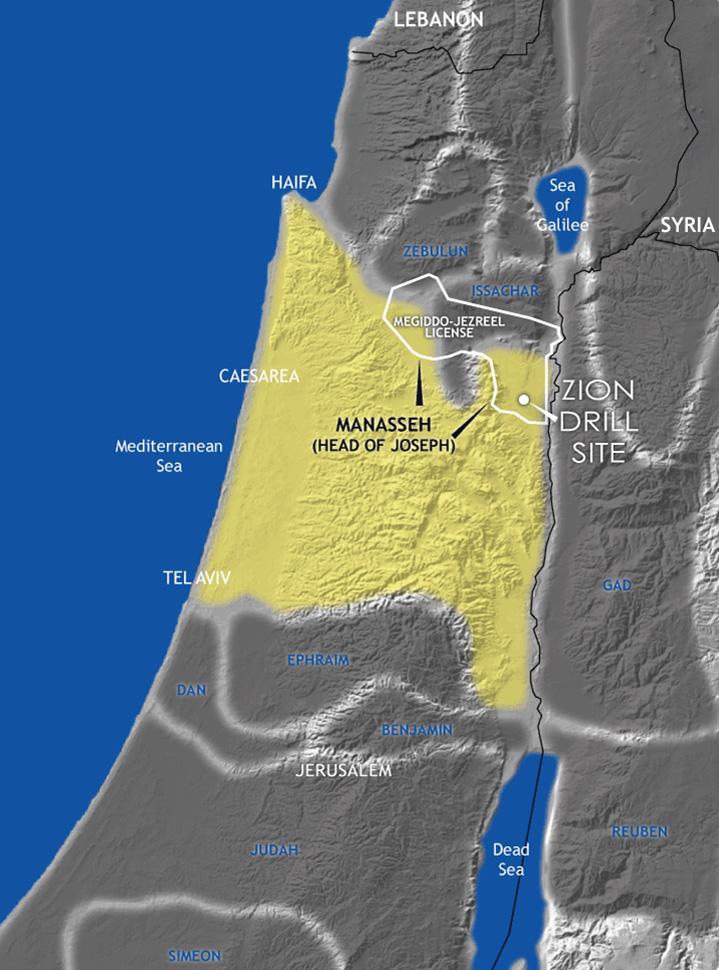 Christian company's $150 million dream of Israeli oil boom