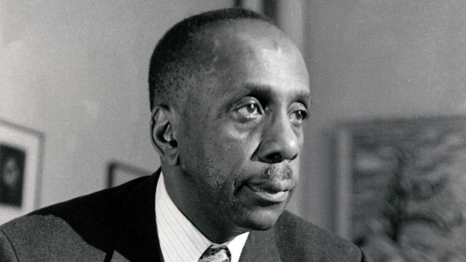 Howard Thurman, mentor to King who preached nonviolence ... on