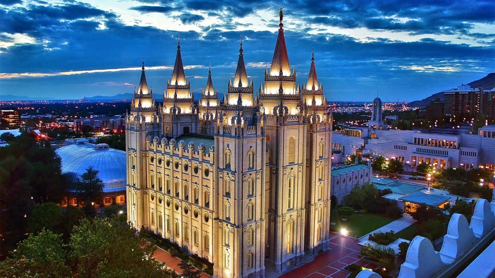 New LDS domain name may spark brand war over 'Church of Jesus Christ