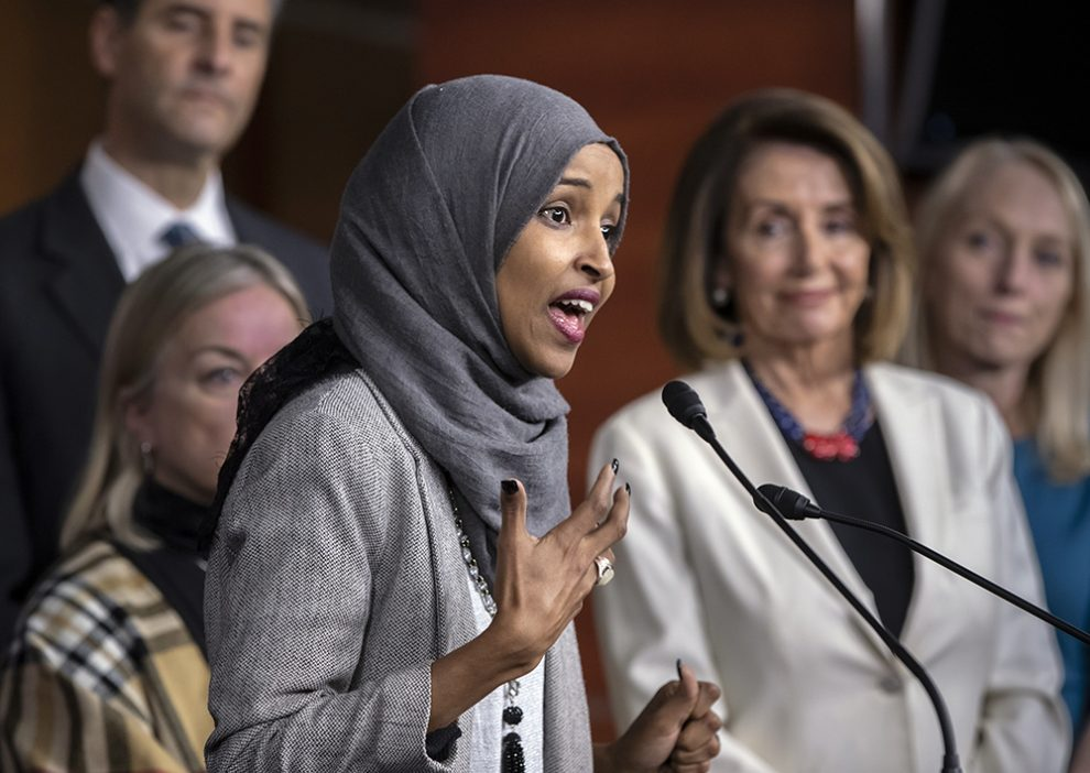 5823cb2f39f Dear Nancy Pelosi and the Democrats  A hijab is not a hat - Religion ...