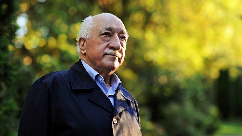 Turkish Islamic cleric Fethullah Gulen at his residence in Saylorsburg, Pa., on Sept. 24, 2013. (AP Photo/Selahattin Sevi)