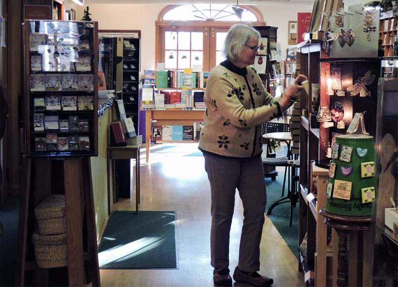 Small-town Christian bookstore owners keep faith despite an