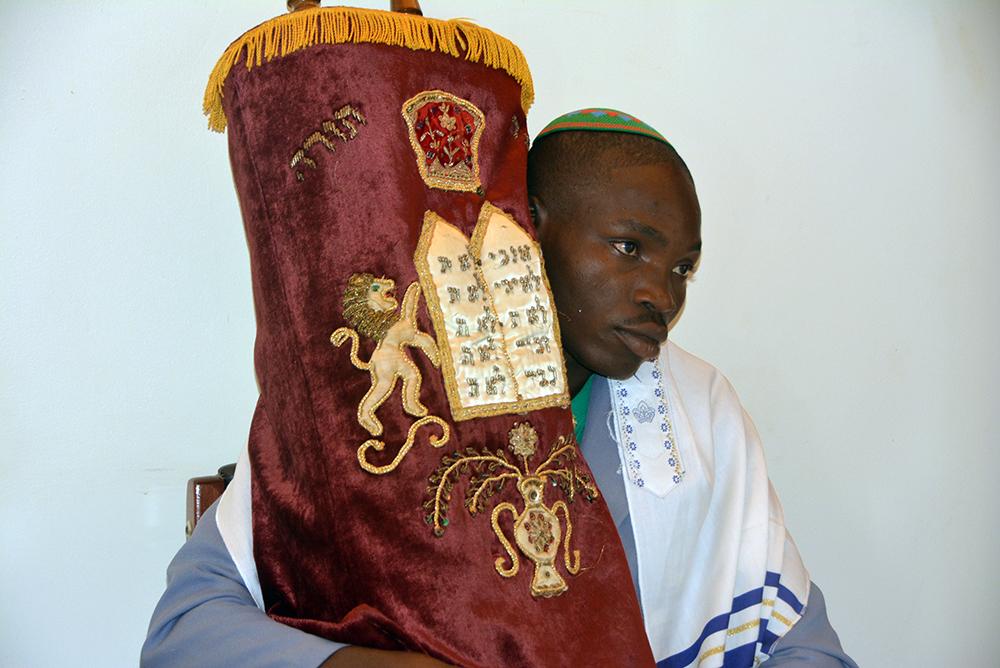 webRNS Uganda Jews01 013019 Conflict between brothers splits Uganda's thriving Abayudaya Jewish community