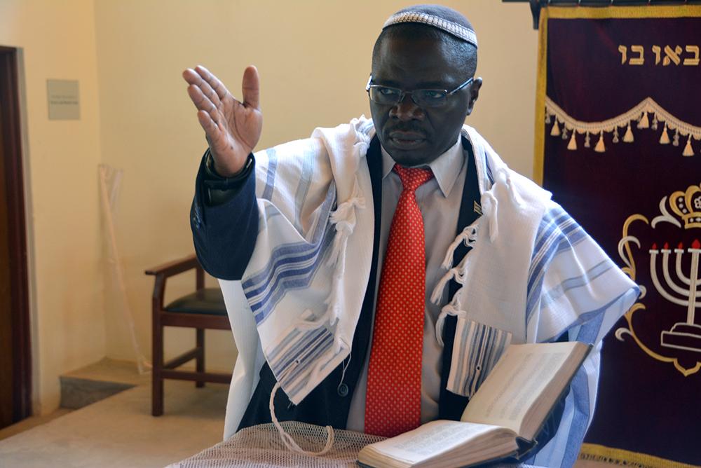 webRNS Uganda Jews02 013019 Conflict between brothers splits Uganda's thriving Abayudaya Jewish community