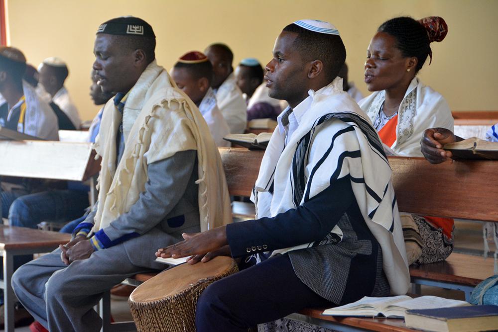 webRNS Uganda Jews05 013019 Conflict between brothers splits Uganda's thriving Abayudaya Jewish community