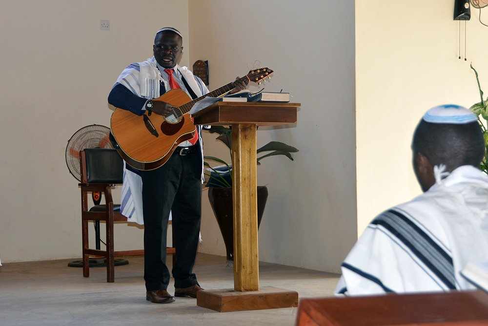 webRNS Uganda Jews07 013019 Conflict between brothers splits Uganda's thriving Abayudaya Jewish community