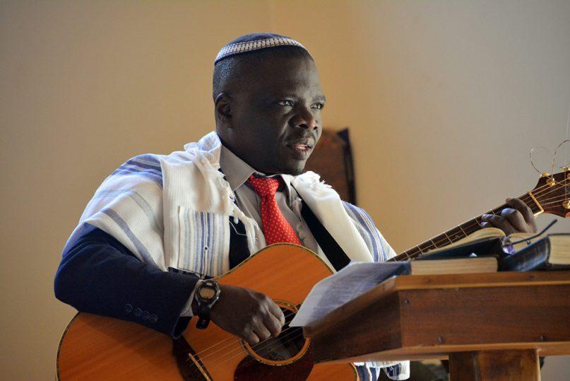 webRNS Uganda Jews08 013019 Conflict between brothers splits Uganda's thriving Abayudaya Jewish community