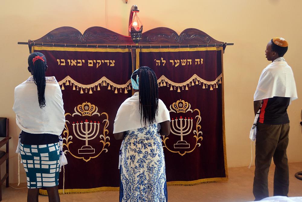 webRNS Uganda Jews09 013019 Conflict between brothers splits Uganda's thriving Abayudaya Jewish community
