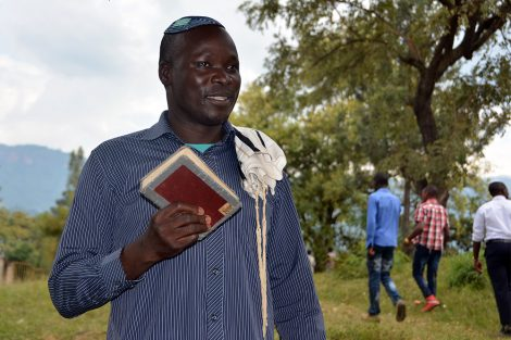 webRNS Uganda Jews11 013019 Conflict between brothers splits Uganda's thriving Abayudaya Jewish community