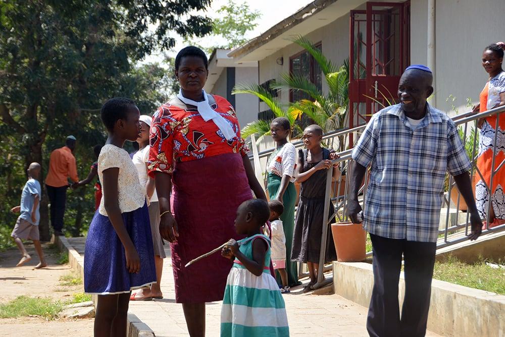 webRNS Uganda Jews12 013019 Conflict between brothers splits Uganda's thriving Abayudaya Jewish community