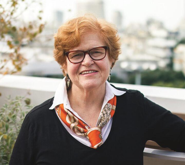 Deborah E. Lipstadt. Photo by Osnat Perelshtein
