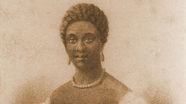 An undated portrait of Phillis Wheatley. Image photo of Creative Commons