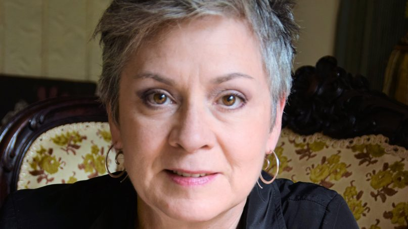The Rev. Gretta Vosper is an ordained United Church of Canada minister who believes in neither God nor the Bible. Photo courtesy of Gretta Vosper